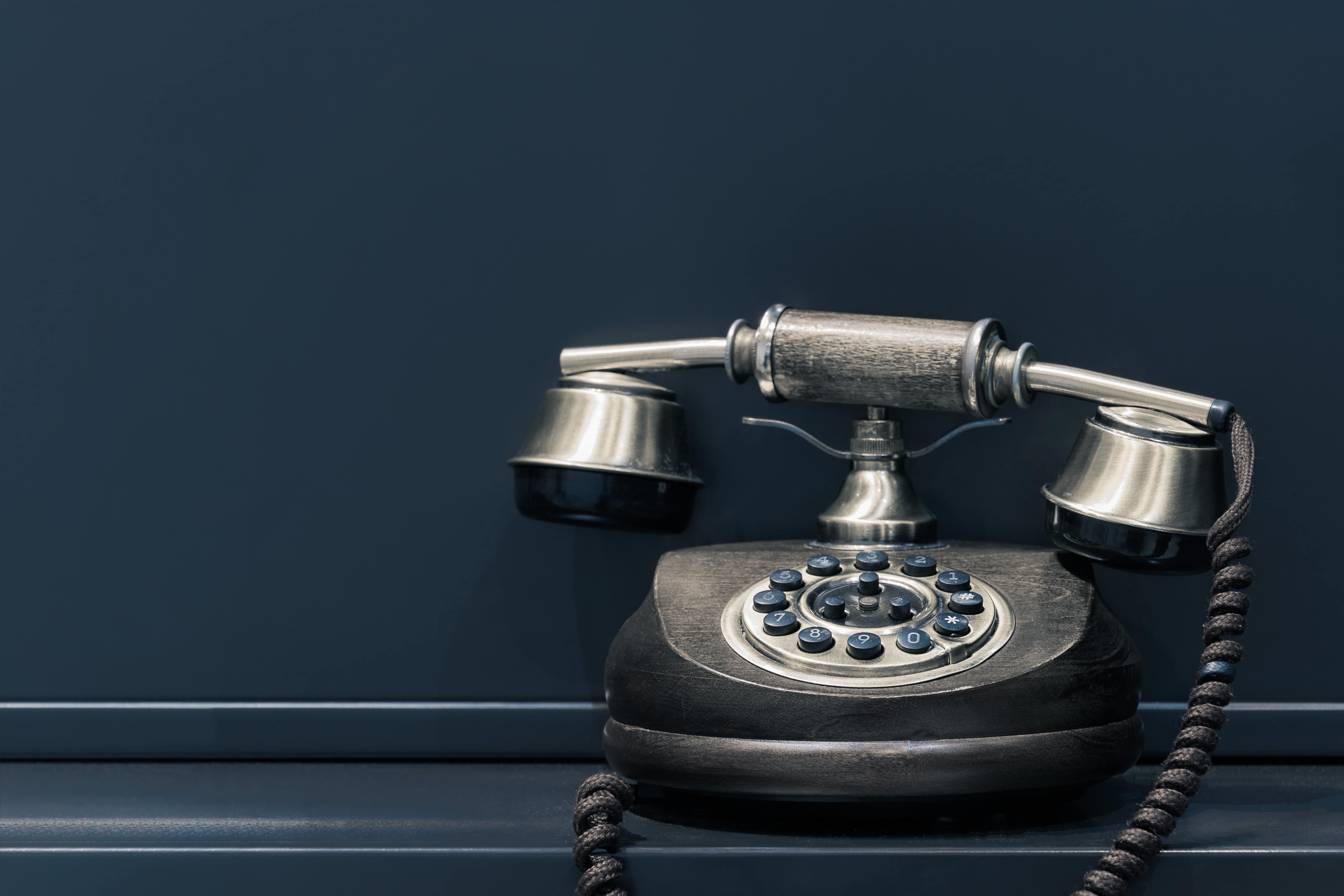 Raccordement au réseau téléphonique