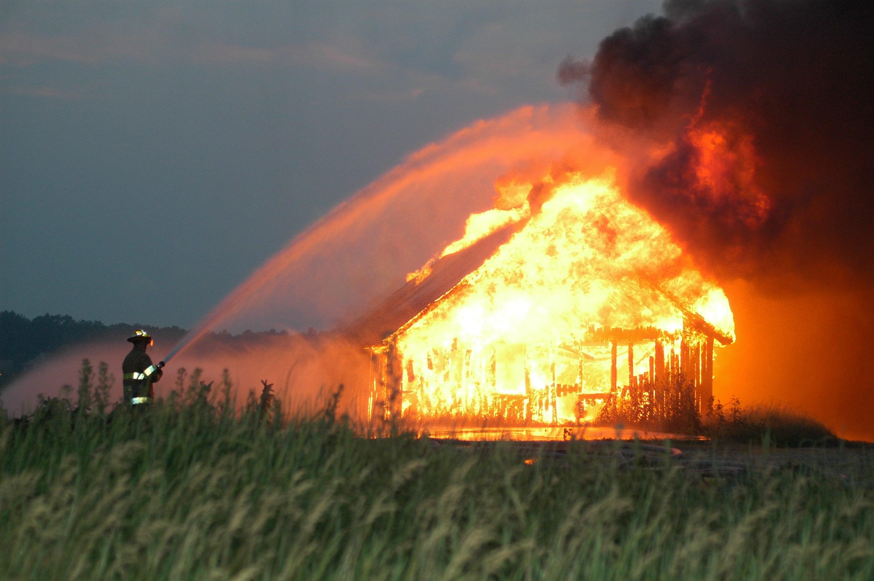 sécuriser sa maison face aux incendies