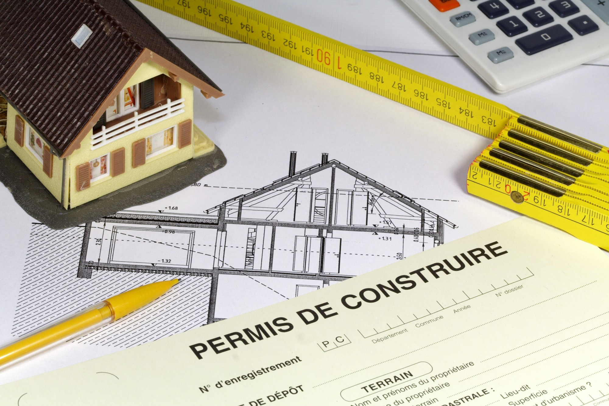 Votre permis de construire