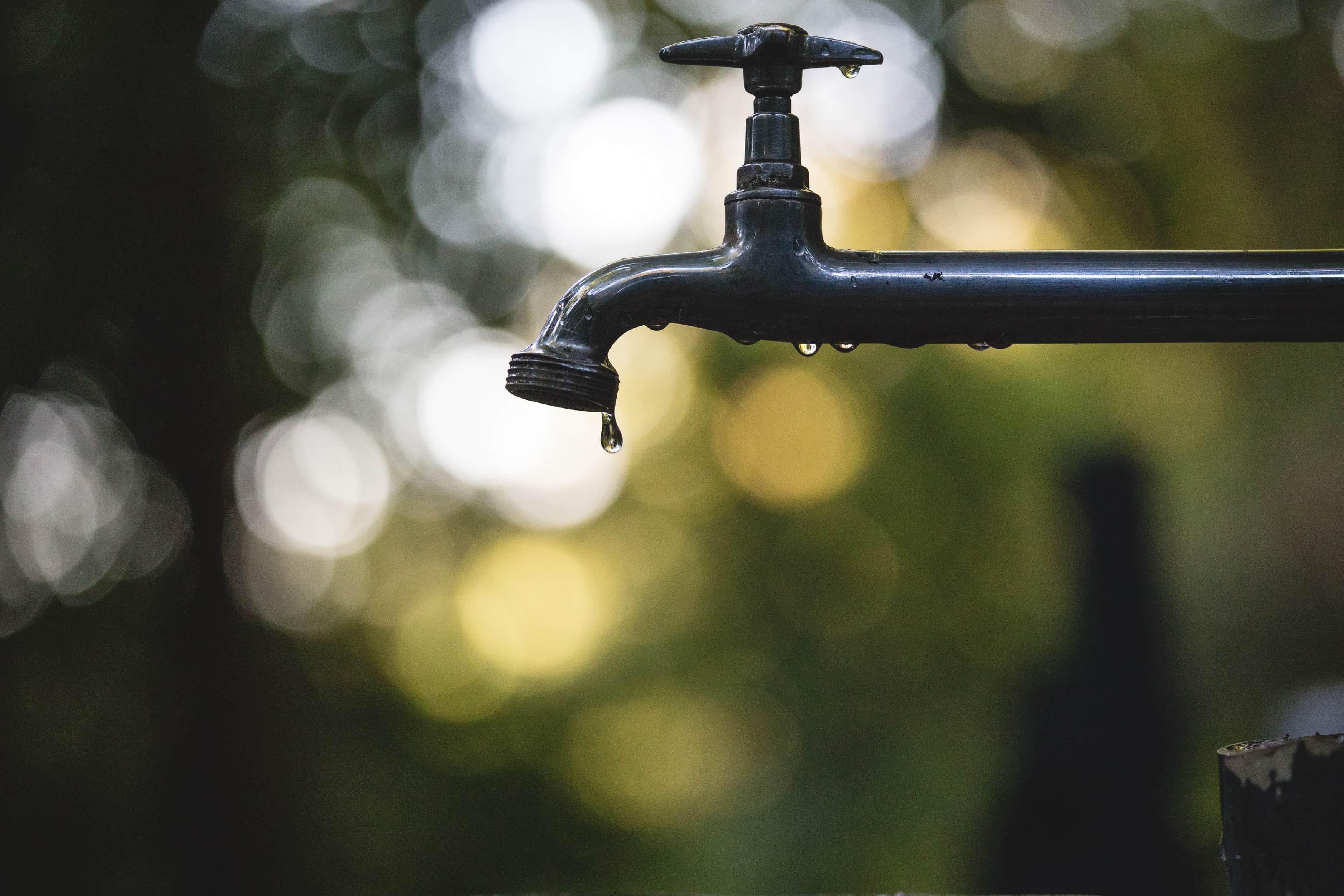 Le raccordement de sa maison au réseau d'eau potable